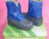 Melyni sniego batai