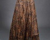 Leopardinis sijonas