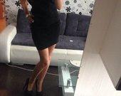 Nauja juoda suknele