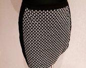 Stilingas, madingas gražuolis sijonas M/L