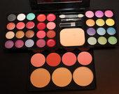 39 spalvu universali palete