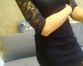 Nauja gipiūrinė suknelė