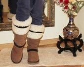 Ypač stilingi žieminiai aulinukai tikroms moterims