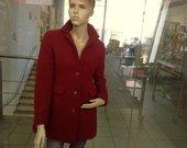 Stefanel raudonas paltukas