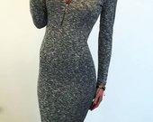 Stilinga suknelė su užtrauktuku