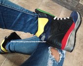 Colourful ST sneakers