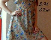 Gėlėta suknutė