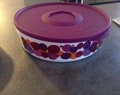 Tupperware violetinis optimum 2,5l