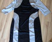 Oficiali klasikinio stiliaus suknelė
