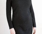 Be mum style juoda suknelė