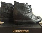 Nauji odiniai Converse sportbačiai platformos
