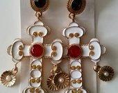 Baroko stiliaus auskarai