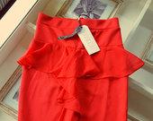 (Naujas) raudonas sijonukas