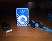 Adidas mp3 grotuvas