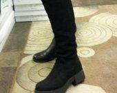 šio sezono ilgaauliai batai