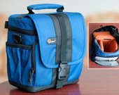 Fotoaparato dėklas Lowepro Adventura 140 Blue