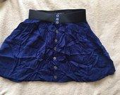 Mėlynas sijonas