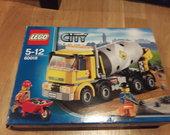 Daugybė org. Lego konstruktorių 5- 12 metų vaikams