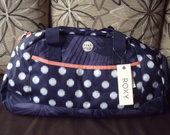 Margas mėlynas Roxy sportinis krepšys