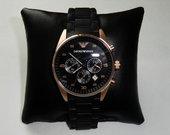 Emporio Armani kokybiškas laikrodis su garantija