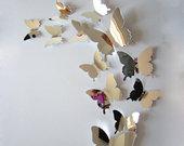 drugeliai kaip dekoras