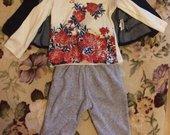 Puošnus vaikiškas kostiumas