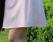 Rožinė suknutė