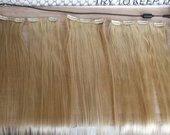 parduodu naturalius plaukus dalimis