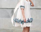 Nauja laisvo silueto suknelė