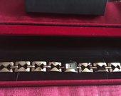 Auksinis Geneve laikrodis
