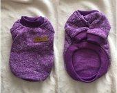 Violetinis megztukas