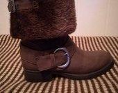 batai , su bebro kailiu