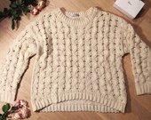 Naujas Oversize Megztinis