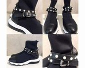 Odiniai Itališki batai