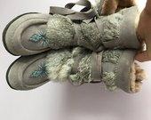 Nauji isskirtiniai batai