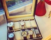 Nauja laikrodžių dėžutė!