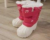 Žieminiai vaikiški mergaitei 23 dydžio batukai