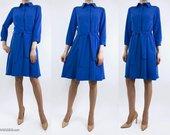 """Klasikinė suknelė """"Sky Blue Sonia"""""""