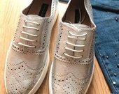 Nauji Steve Madden sidabriniai batai