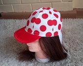 Vaikiskos vasarisko kepurele su burbuliukais