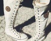 Converse stiliaus kedukai