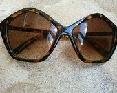 Rudi stilingi akiniai nuo saulės