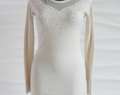 Naujas megztukas-suknelė