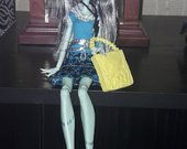 Monster High lele Frankie 10.00eur.