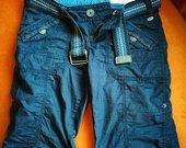 Mėlyni šortai