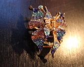 Plaukų papuošalas-drugelis