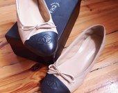 Chanel bateliai balerinos
