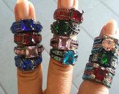 Juodojo aukso žiedai
