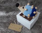 Lavinamasis žaisliukas ežys