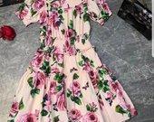 Nereali D&G stiliaus suknele